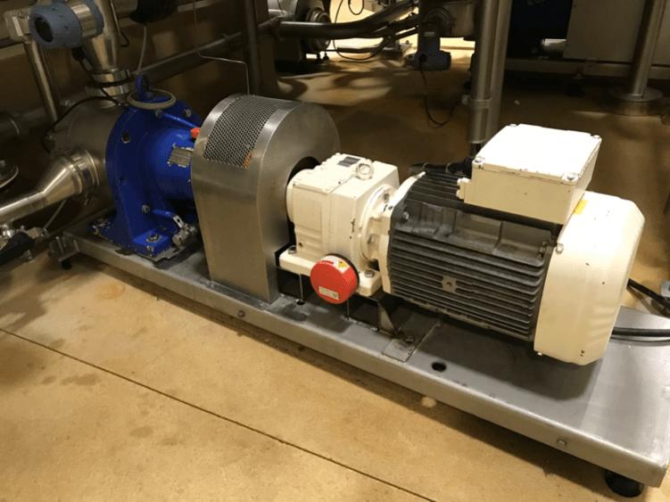 FitMachine on pump