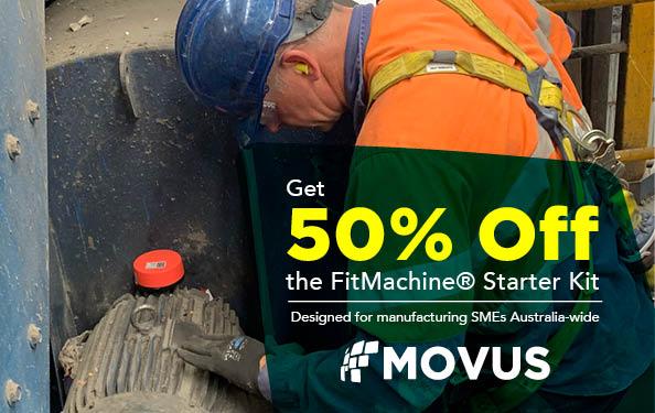 50% Off FitMachine Starter Kit